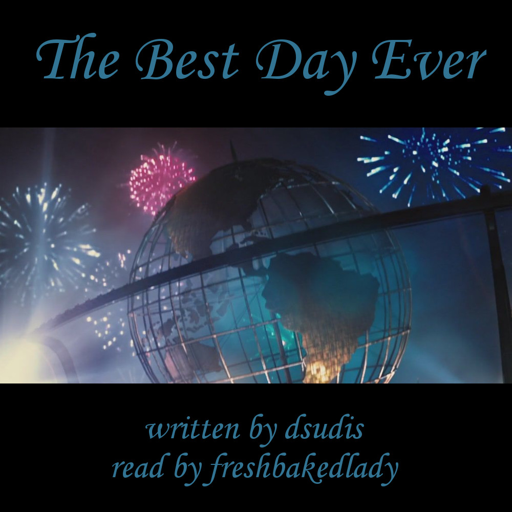 The Best Day Ever cover art by freshbakedlady